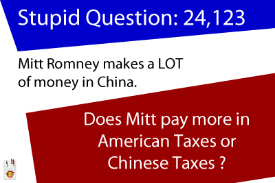 Chinese Taxes