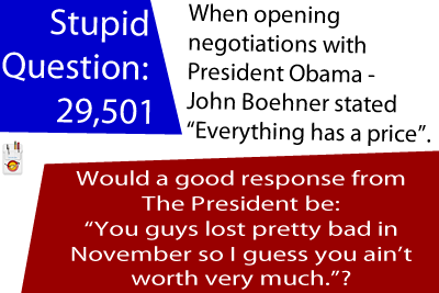 SQ Boehner Price 1