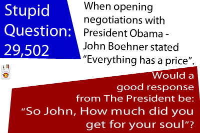 SQ Boehner Price 2