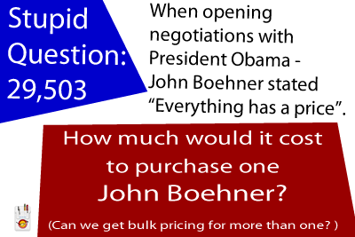 SQ Boehner Price 3