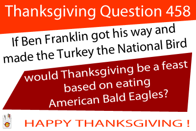Thanksgiving Question 458