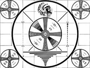 TV Test Pattern standard-indian_head